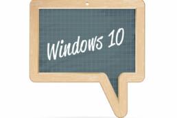 Windows 10 Sprache
